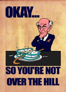 happy birthday old man gifts on zazzle au