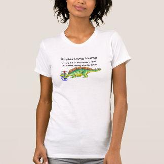 "Funny ""Older/Retired"" Nurse T-shirt"
