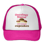 Funny Oncology Nurse Cap