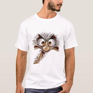 Funny Outback Emu T-Shirt