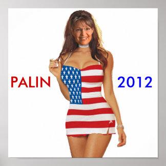 Funny Palin 2012 Poster (t shirt t shirts 2012)