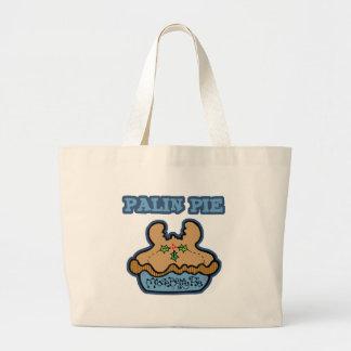 Funny Palin (Moose Berry) Pie Jumbo Tote Bag