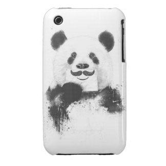 Funny panda Case-Mate iPhone 3 case