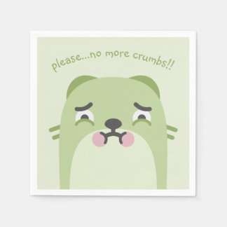 Funny Paper Napkins for Kids & Adults Birthdays Disposable Serviette