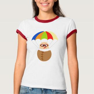 Funny Parachute Tee Shirt
