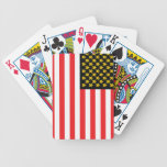 Funny Parody Video Game Flag Card Decks