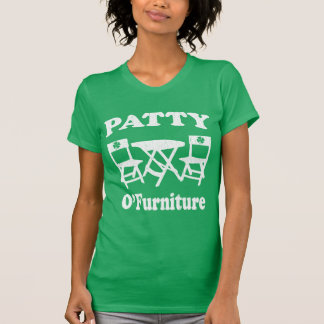 Funny Patty O'Furniture (vintage look) T-Shirt