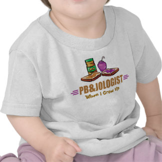 Funny Peanut Butter Jelly Sandwiches Tee Shirt