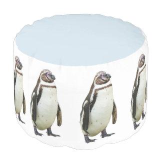 Funny Penguin March Pouf