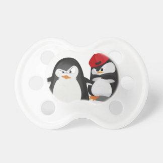 Funny penguins design dummy