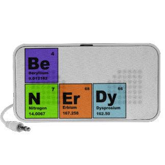 Funny Periodic Table Speaker