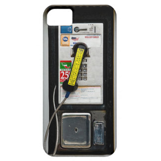 Funny Phone Booth iPhone 5 Case