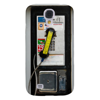 Funny Phone Booth Galaxy S4 Cover