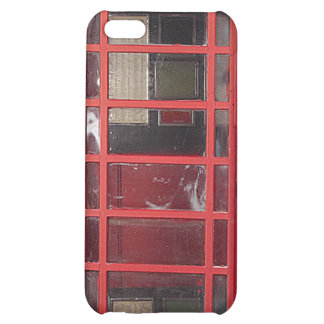 Funny Phone Booth iPhone 4 Case