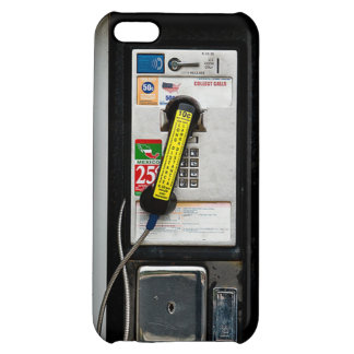 Funny Phone Booth iPhone 5C Cases