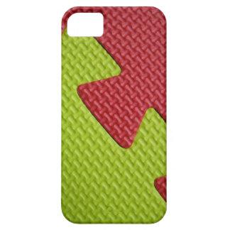 Funny Photo Floor Mat iPhone 5 Case