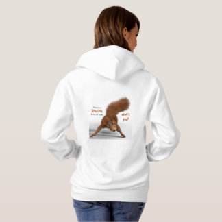 Funny Photo of Red Squirrel | Special Kind of Nuts Hoodie