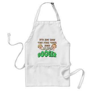 Funny Pick Your Nose T-shirts Gifts Aprons