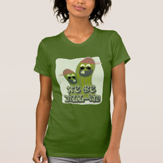 Funny Pickles We Be Dill-in! T-Shirt