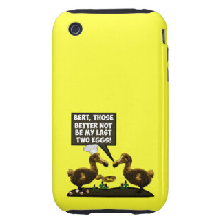 Funny picture tough iPhone 3 covers