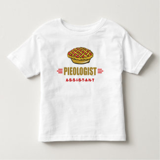 Funny Pie Toddler T-Shirt