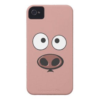 Funny Pig Case-Mate iPhone 4 Cases