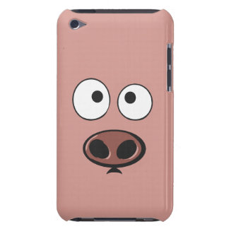 Funny Pig iPod Touch Cover