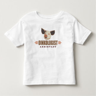 Funny Pig Lover Toddler T-Shirt
