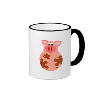 Funny Pig Mug