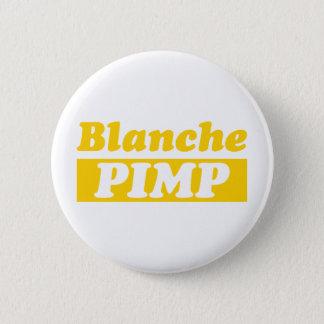 Funny Pimp Shirt 6 Cm Round Badge