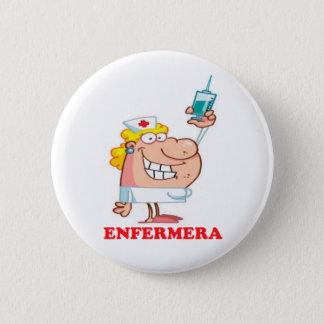 Funny pin of nurse