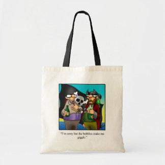 Funny Pirate Humor tote Bag
