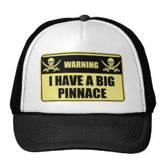Funny Pirate I Have A Big Pinnace Cap