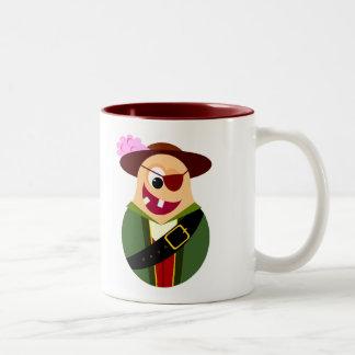 Funny Pirate Mug