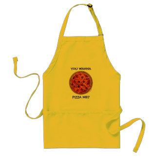 Funny Pizza Apron