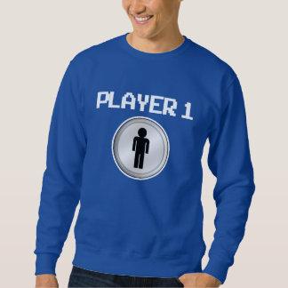 Funny Player 1 Dad shirt