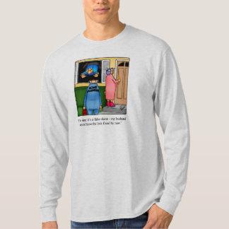 Funny Plumbing Humor Tee Shirt
