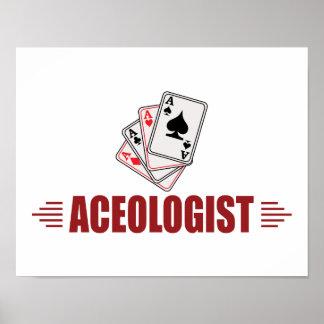 Funny Poker Poster