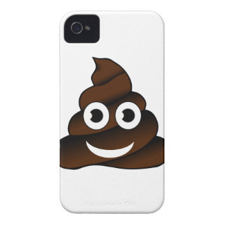 funny poop emoji iPhone 4 covers