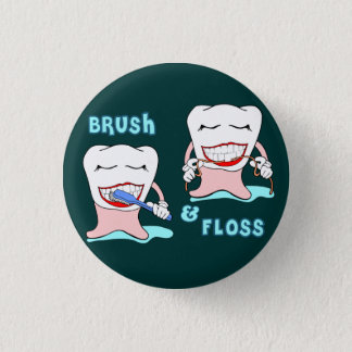 Funny Prosthodontist Apparel 3 Cm Round Badge