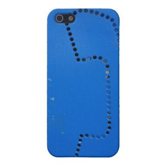 Funny Public Pay Phone Booth Silhouette Case For The iPhone 5