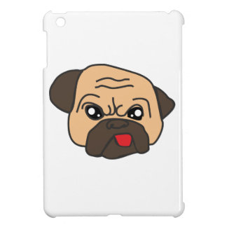 Funny Pug iPad Mini Cases