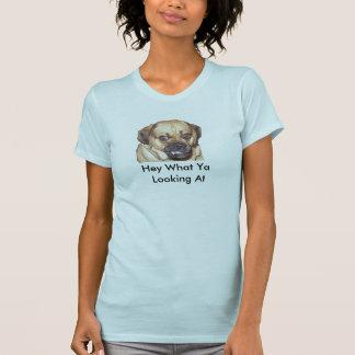 Funny Puggle Dog T-Shirt