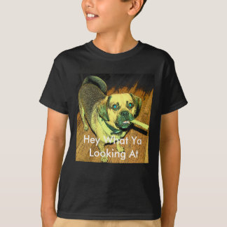 Funny Puggles Dog Tees