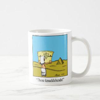 Funny Pyramid Architect Mug