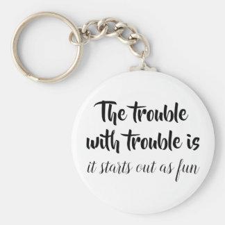Funny quotations joke sayings sarcastic novelty key ring