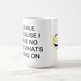 Funny Quote Happy Mug