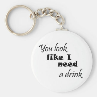 Funny quotes gifts fun humor friend joke keychains