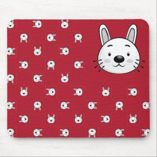 Funny Rabbit Gift Mousepad