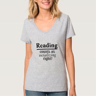 Funny Reading T-Shirt